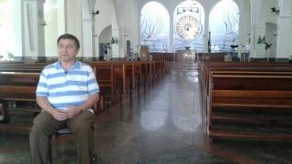 Uberlândia de Ontem e Sempre conta a historia do santuário de Nª. Senhora Aparecida