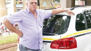 Taxista Raimundo Pereira conta sobre o desafio da profissão