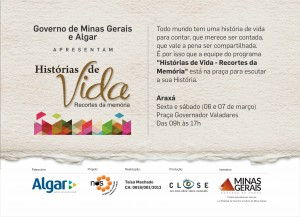 Convite - Araxá