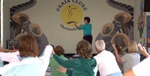 """Praia Clube: 80x Paixão"" – Programa 5: Tai Chi Chuan"