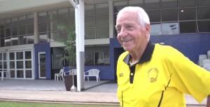 """Praia Clube: 80x Paixão"" – Programa 5: Racha do Hugsmar | Nadador Luiz Marchiori"