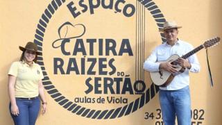 Espaço de Catira Raízes do Sertão valoriza a cultura sertaneja
