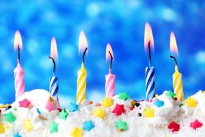 Birthday Cake Desktop Background