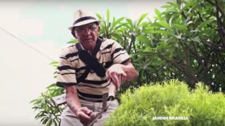 De Bairro em Bairro – Ep. 66: Claudino, o cuidador de plantas do Jardim Brasília