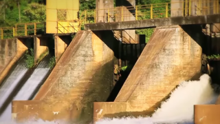 Expedição: impacto das usinas hidrelétricas