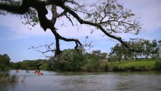Expedição: o esporte no Rio Uberabinha