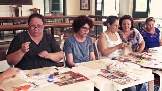 De Bairro em Bairro – Ep. 63: Projeto Memórias Bordadas, no bairro Fundinho